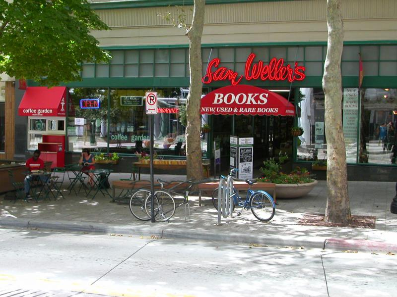 Sam Wellers Books on Main Street