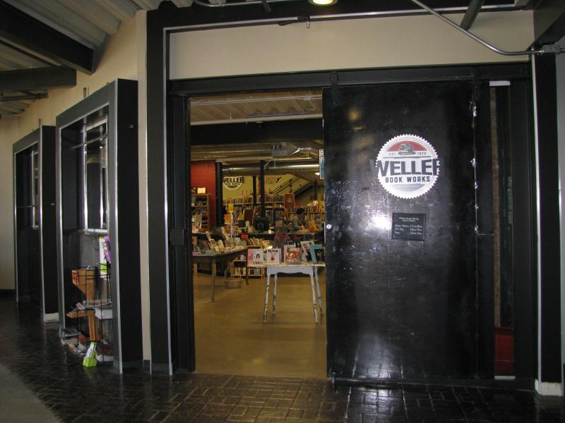 enter weller book works