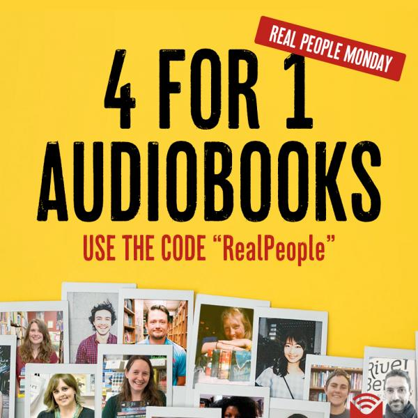4 audio books for 1